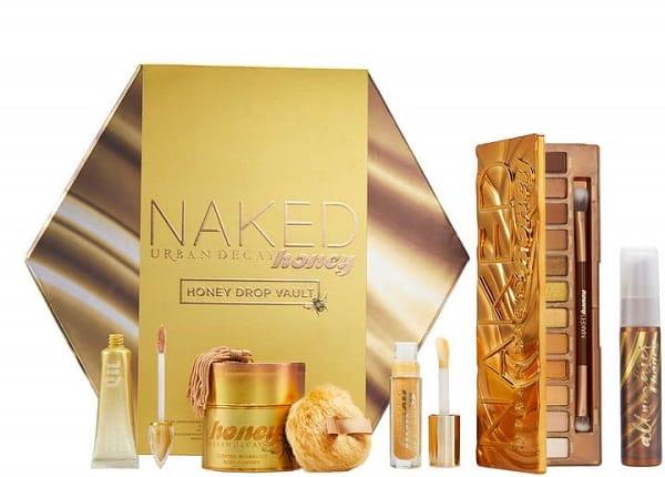 Urban Decay Naked Honey Vault Set