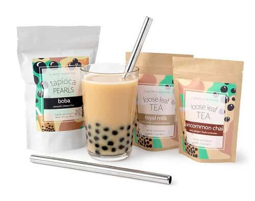 Bubble Tea Kit - Christmas Gifts for Women Under $50