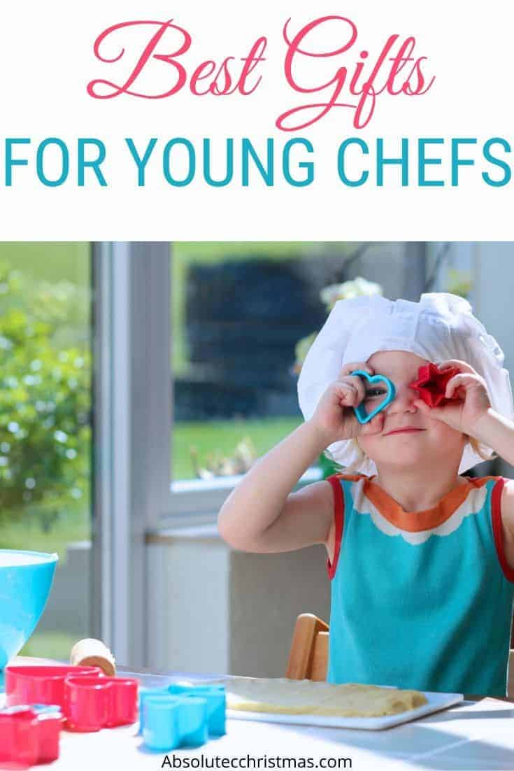 Gifts for Young Chefs