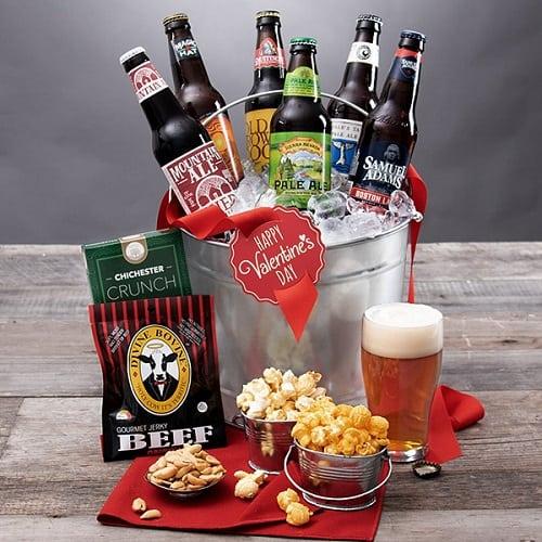 """""""Beer"""" My Valentine - 6 Beer Bucket"""