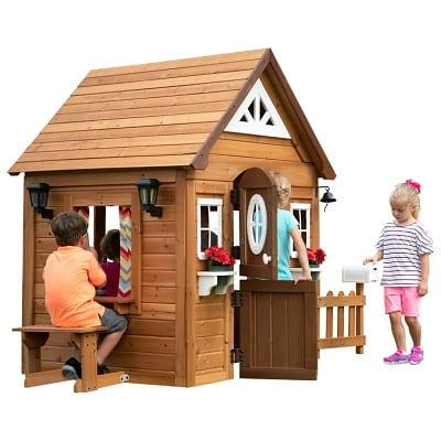 Cedar Wood Play House