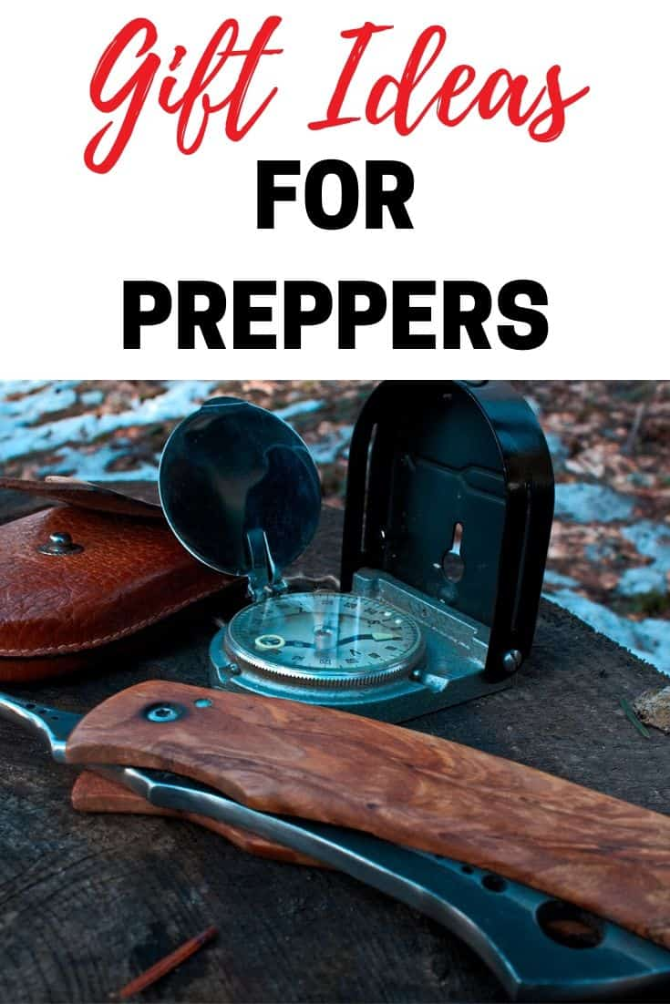 Gifts for Preppers
