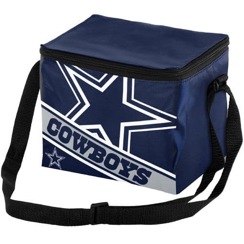 6 Pack Cooler Dallas Cowboys