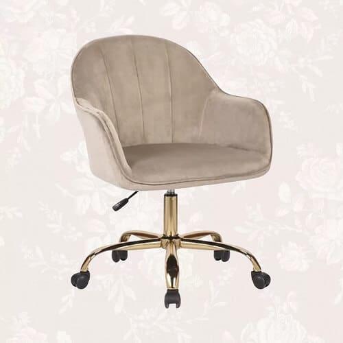 Aurora Task Chair Champagne