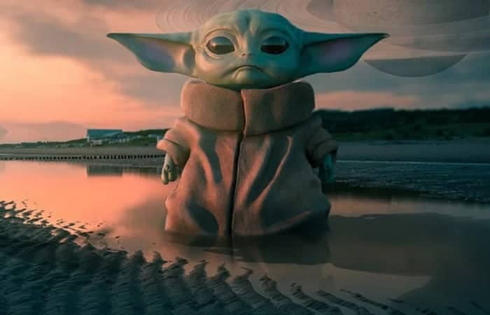 Baby Yoda Gifts | Mandalorian Gifts