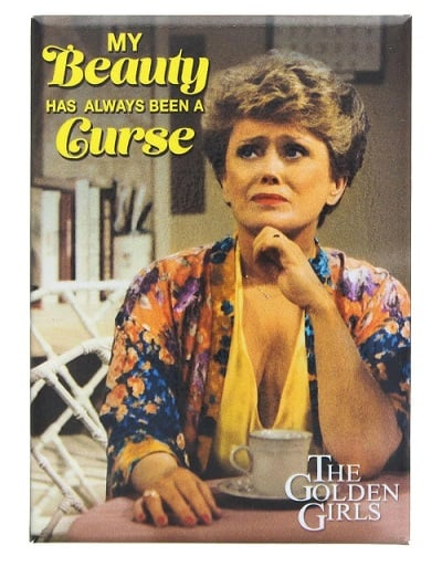 Blanche My Beauty Is A Curse Magnet