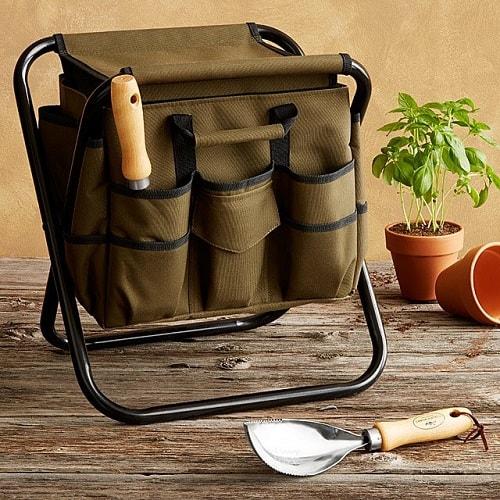 Gardener's Tool Seat - Gardening Gifts for Moms