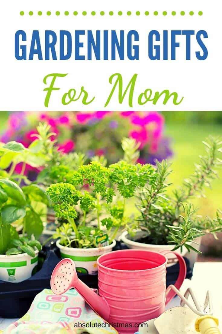 Gardening Gifts for Mom - Garden Themed Gift Ideas