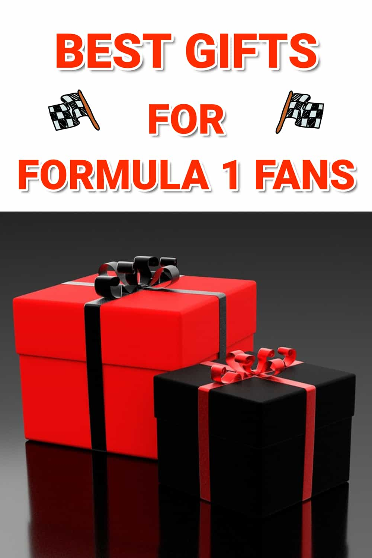 Gifts for Formula 1 Fans - Race Fan Gifts