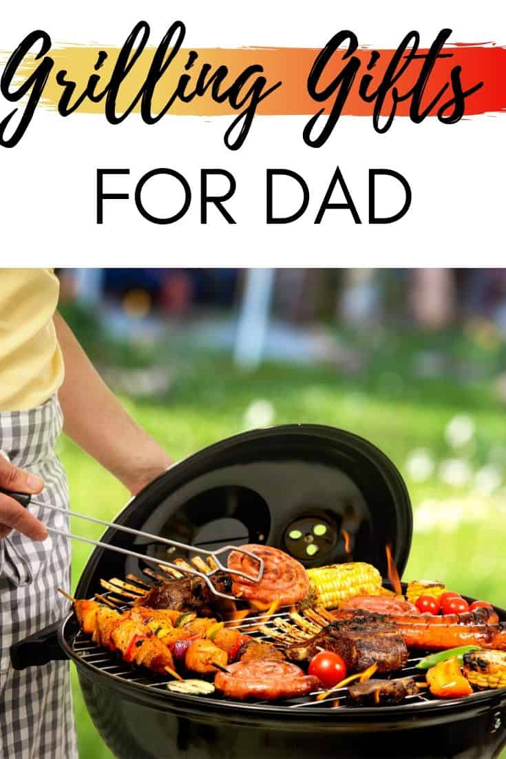 Grilling Gifts for Dad - BBQ Gifts for The Best Dad In The World