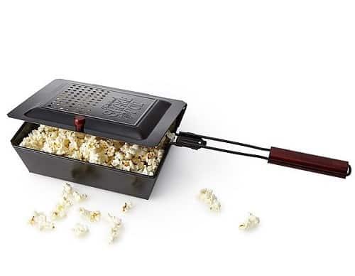Outdoor Popcorn Popper