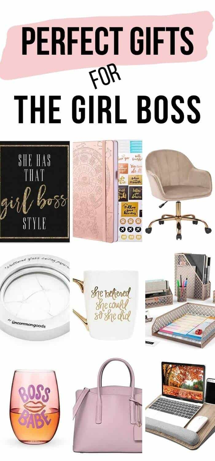 Perfect Gifts for The Girl Boss