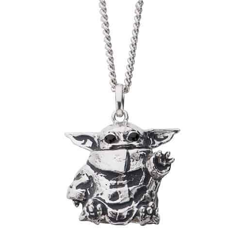 The Child Pendant Necklace