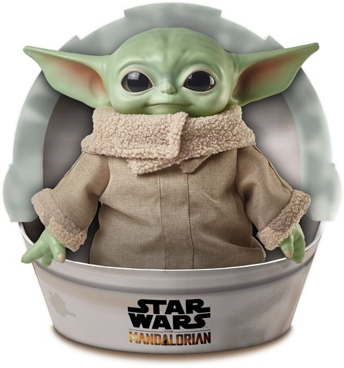 The Child Yoda Toy Baby Yoda Plush Toy