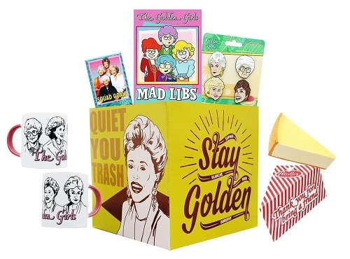 The Golden Girls Collectible Looksee Collector's Box