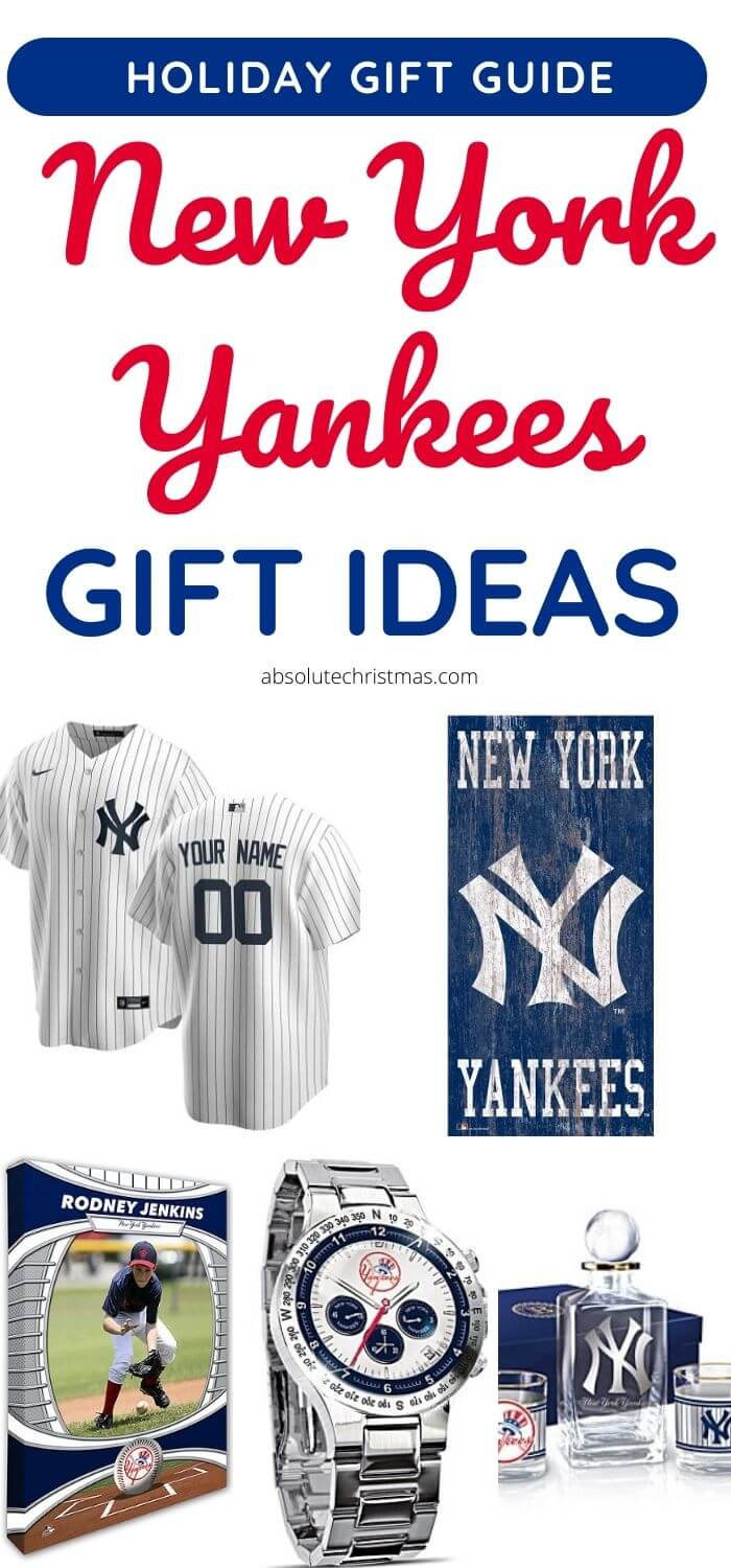 Yankee Gifts for a Yankee Fan - New York Yankees Gifts