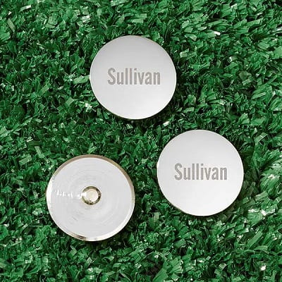 Engraved Golf Club Markers