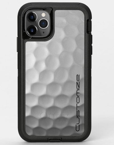 Golf Ball Personalized OtterBox Phone Case