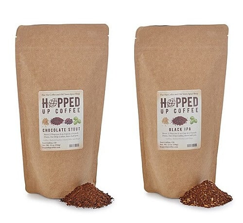 Hopped Up Coffee - Gifts for Beer Lovers