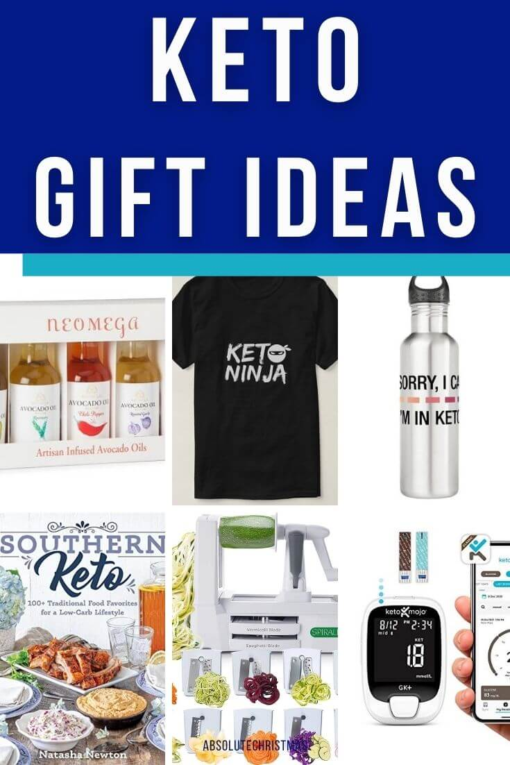 Keto Gift Ideas - Low Carb Gift Guide