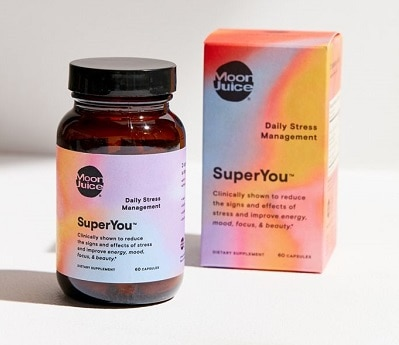 Moon Juice SuperYou Daily Stress Supplement
