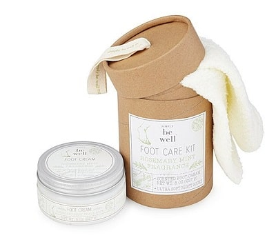 Overnight Foot Care Kit - Beauty Gifts for Mom Under $25