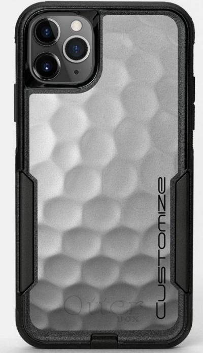 Personalized Golf Ball OtterBox Phone Case