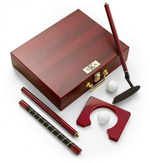 Personalized Golf Putting Set