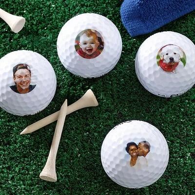 Photo Perfect Golf Ball Set of 12