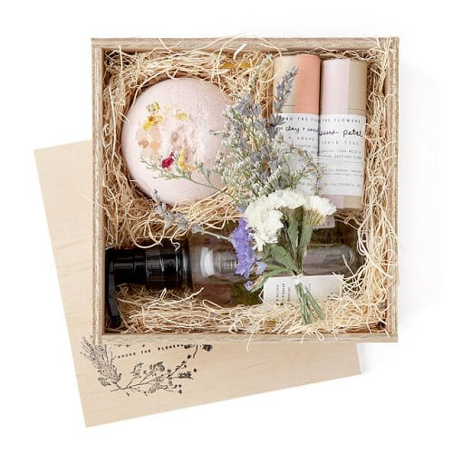 Self-Love Rose Petal Gift Set