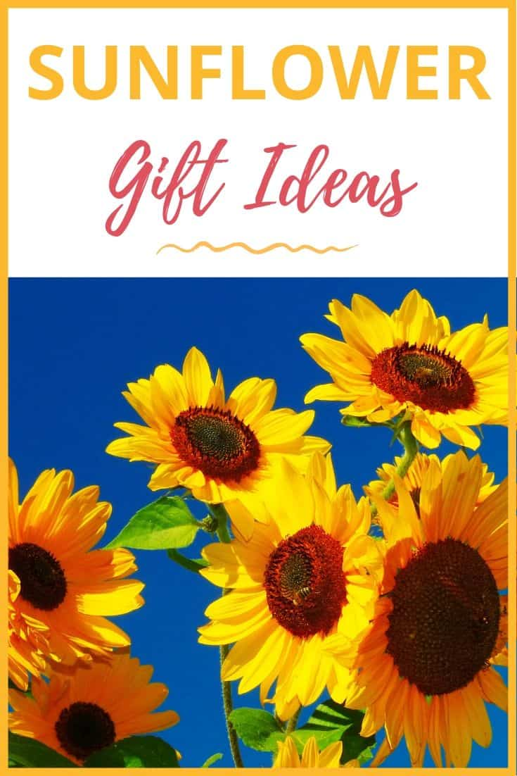 Sunflower Gifts That Will Brighten Their Day!