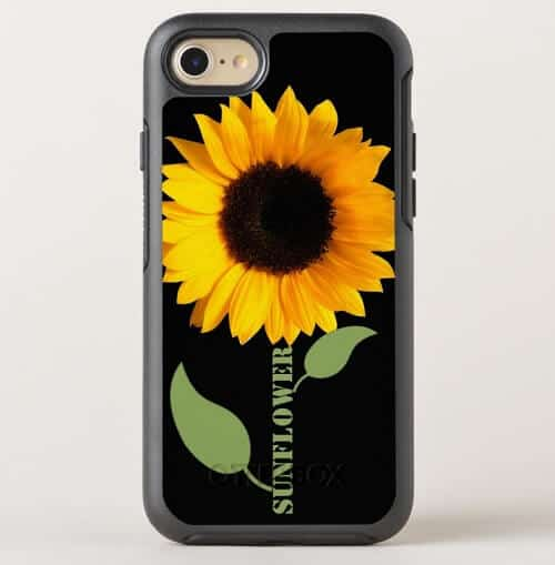 Sunflower OtterBox Phone Case