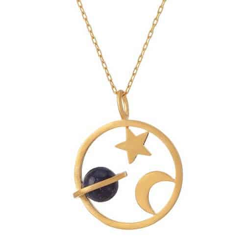 Support of the Universe Necklace