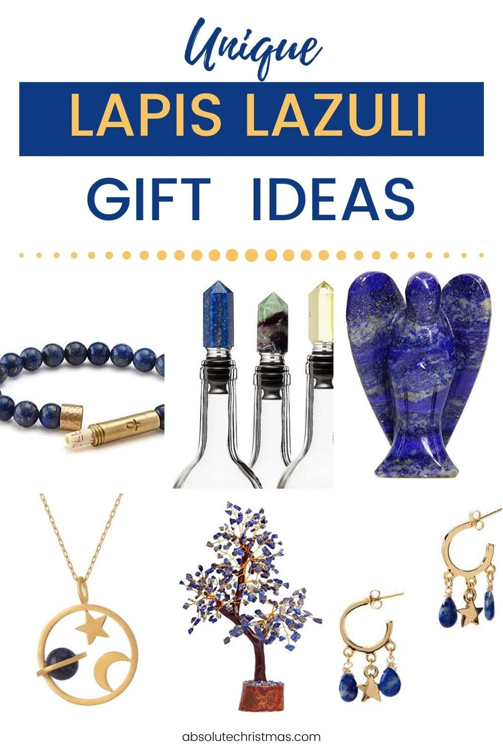 Unique Lapis Lazuli Gifts for Luck and Prosperity