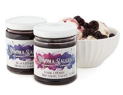 Wine-Infused Dessert Sauce