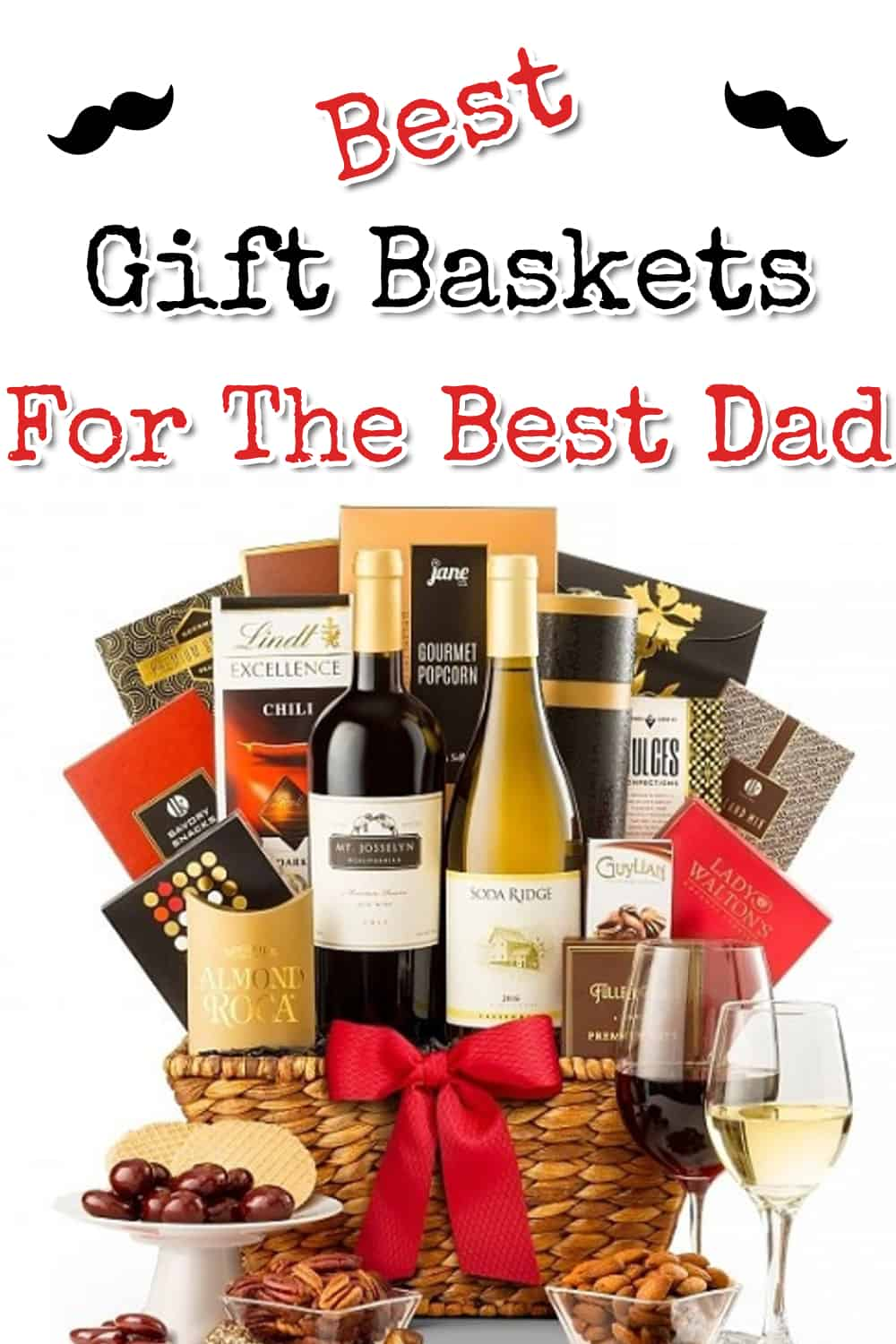 Best Gift Baskets for Dad