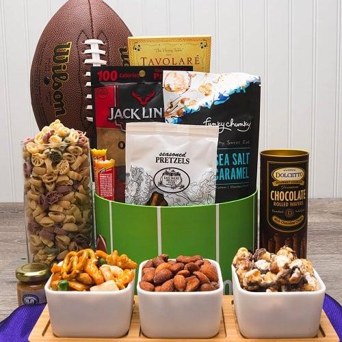 Big Game Day Gift Box