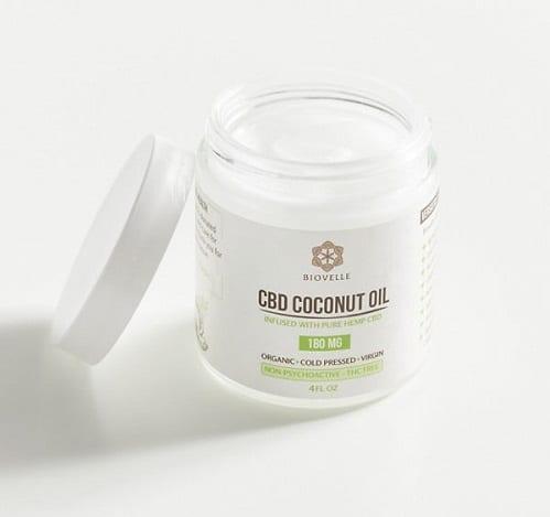 Biovelle CBD Coconut Oil