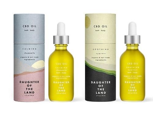 CBD Bath & Body Oil