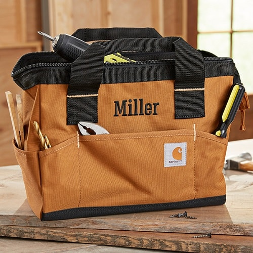 Carhartt Trade Series Embroidered Tool Tote