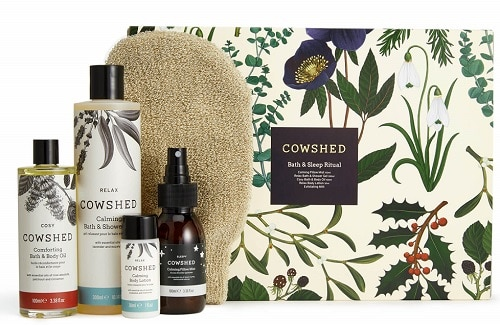 Cowshed Bath and Sleep Ritual - Beauty Gifts for Mom Under $100