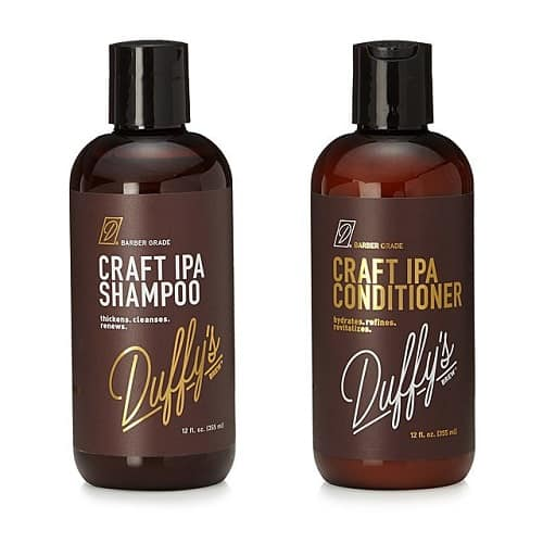 Craft IPA Beer Shampoo & Conditioner - Gifts for Dad Under 25 Dollars