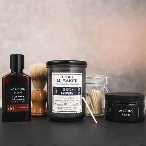 Crave the Shave Men's Spa Gift Set