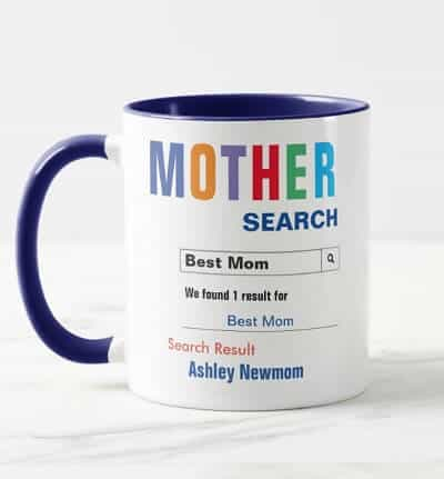 Funny Best Mom Gift Mug