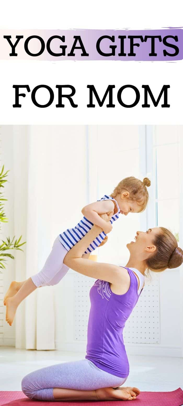 Gift Ideas for Yoga Moms