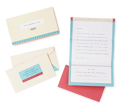 Letters to My Mom - Personalized Mother's Day Gifts