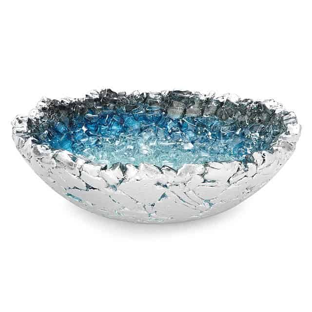 Atlantic Sculptural Bowl - Nautical decor