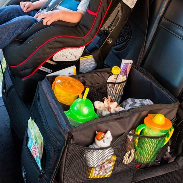 Backseat Butler Car Organizer and Storage for Kids