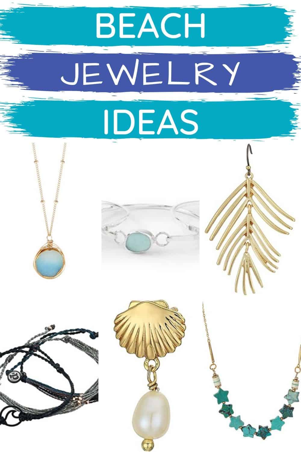 Beach Jewelry Ideas - Beach Jewelry Gifts