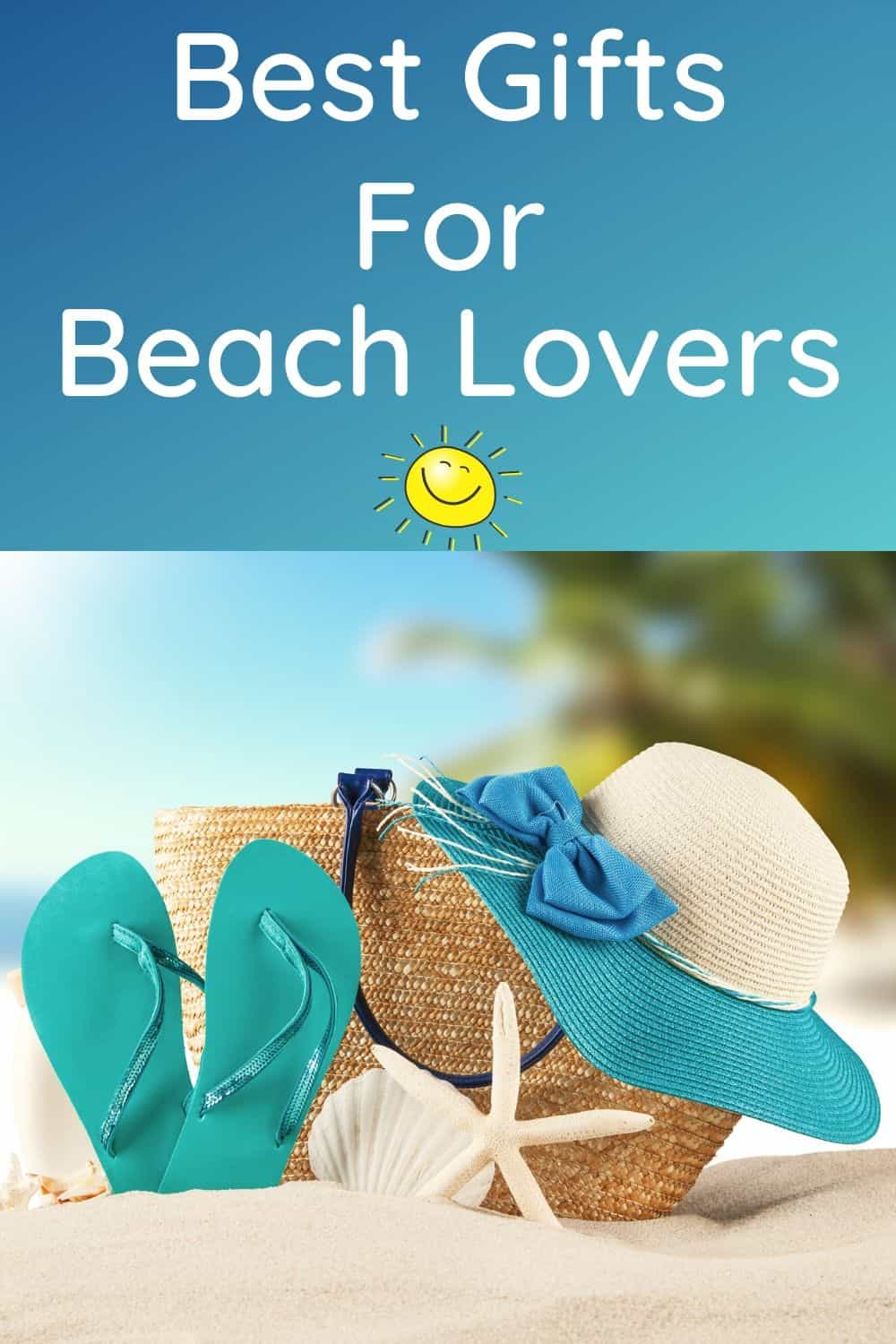 Gifts for Beach Lovers - Beach Gift Ideas